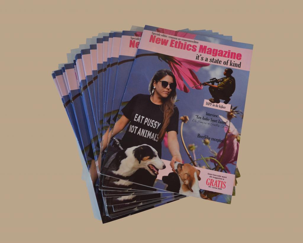 Gratis magazine van New Ethics